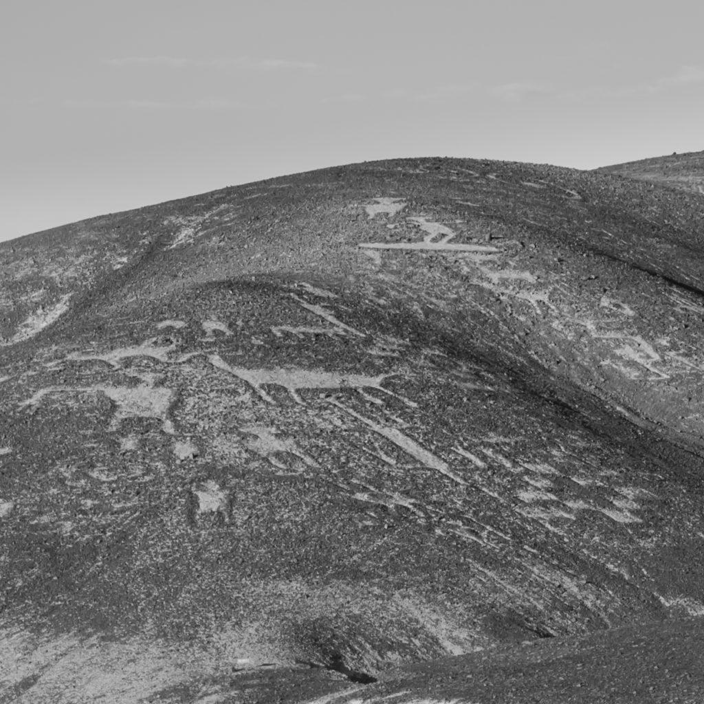 Photograph: Geoglyphs
